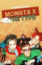 monsta x the type by Hoseokgoals-