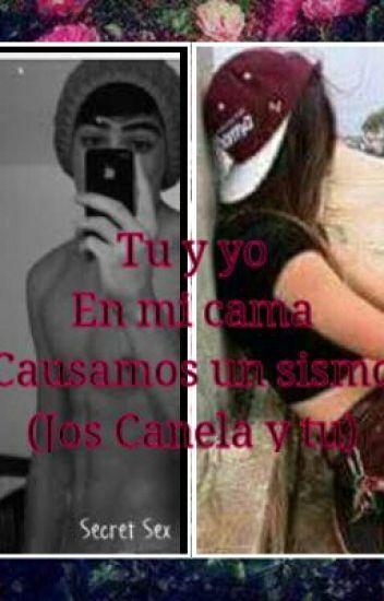 Tu y Yo en mi cama causamos un sismo (Jos Canela y Tu ~mega HOT~)