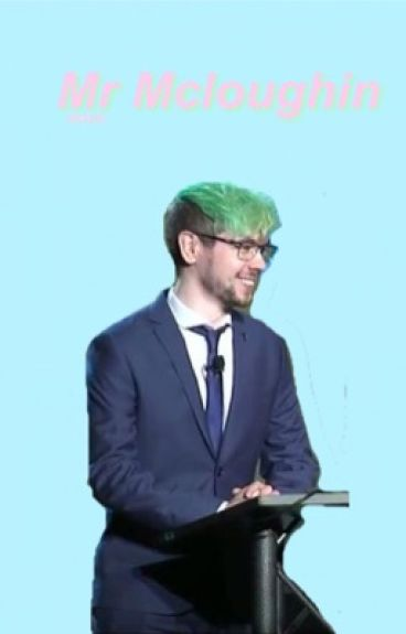 Mr McLoughlin jacksepticeyexreader