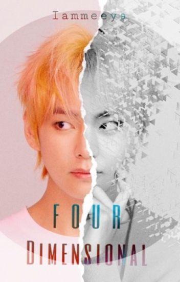 4 Dimensional Him [a Kim Taehyung Fanfic]