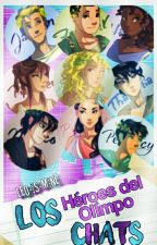Los Héroes del Olímpo⚡Chats. by rickforevah