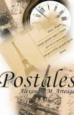 (#PremiosMusaHistoriaCorta) Postales by AlexC_Horan
