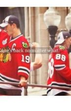 The game that changed everything. Jonathan toews fan fiction by hockeygirl0806