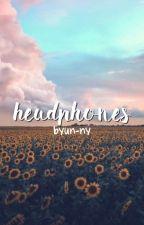 Headphones || Min YoonGi. by ny_yxxn