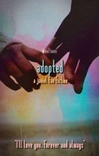 Joey And Daniel Adopted Me || Janiel  by Ninnahowell