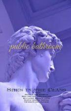 public bathroom(Serie Amarilla) by IntentosdePoeta