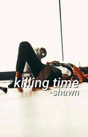 killing time•(book 1)