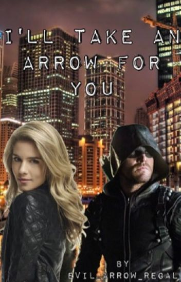 Olicity: I'll Take An Arrow For You