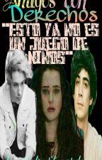 AMIGOS CON DERECHOS ( Alonso Y Tu) by honey_eyes241