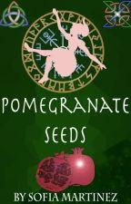 Pomegranate Seeds by Sofia_Mendiola
