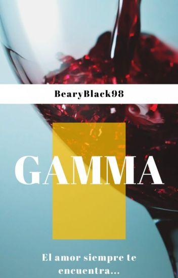 Gamma (#1 Saga Griega).