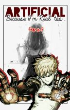 """Artificial"" - (Genos Y Tu) One Punch Man by LizzyOdeth"