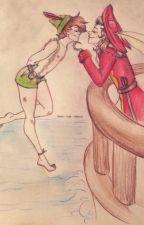 Dulce e inocente Peter Pan (L.S) by CarryStylevarez