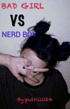 Bad Girl VS Nerd Boy by iitsppp