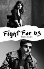 Fight For Us》Stefan Salvatore by stydia-is-life
