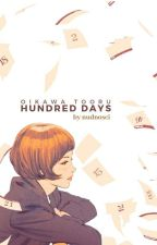[hq]|hundred days × oikawa tooru| by tshivv