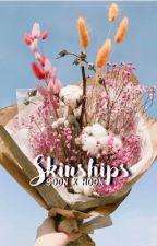 Skinships ▼ soonhoon [Under revision]  by caratlights