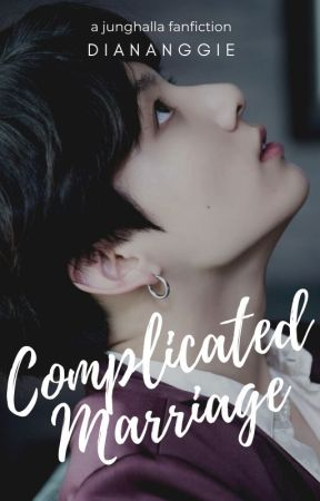 complicated marriage || jjk by diananggiee