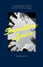 SEVENTEEN LYRICS by Yi-eun