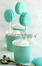 Jimin Texting √ by SwagSugaa