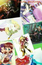 Zelda Pairings by Tetra_