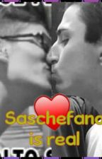 SASCHEFANO IS REAL by Chiara_Mates_88