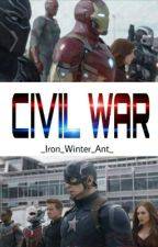 CIVIL WAR by _Iron_Winter_Ant_