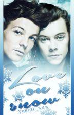 Love on snow || Larry ✔ by Jasmine-xxx