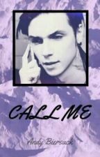 Call Me // Andy Biersack by iomiruna