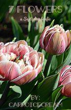 7 Flowers [septiplier] by grumpyjack