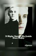 Il Migliore Amico Di Mio Fratello|Draco Malfoy| by Skyeeeeeeebluee