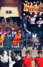 Jalex - Highschool (All Time Low & Teen Wolf crossover - involves Sterek) by BooImNotAGhost