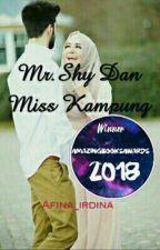 Mr.Shy Dan Miss Kampung by Afina_irdina