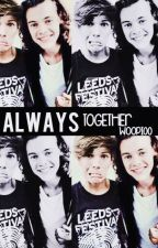 Always Together. | LARRY STYLINSON by Woopi00