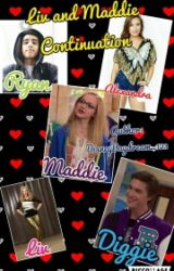 Liv And Maddie Continuation by DisneyDaydream123