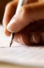 Write My Life (Matt Evans) by EvilWithoutEvenTryin