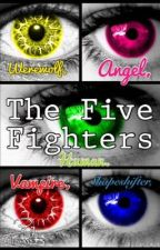 The 5 fighters. by TorriK