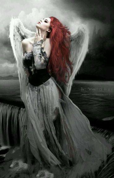 Lucifero il Principe delle Tenebre e Fiamma la Principessa della Luce