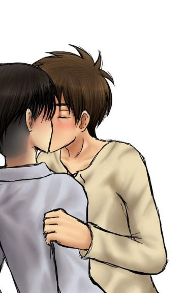 Be my friend, or more ( ereri/riren)