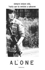 Alone (Carl Grimes) by Kiediswoman