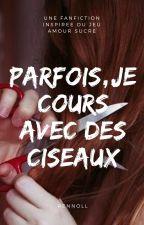 [AS - Castiel] Parfois je cours avec des ciseaux by Rennoll