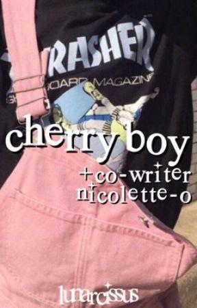Cherry Boy » Zarry by lunarcissus