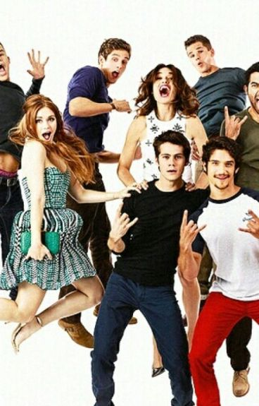 Dirty Teen Wolf Preferences