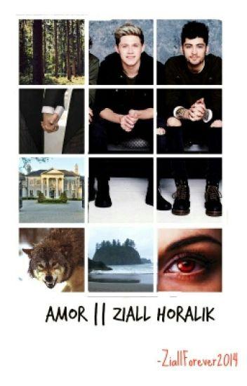 AMOR || Ziall Horalik