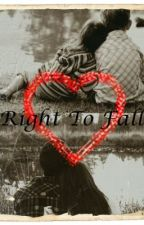 RIGHT TO FALL (Toby McDonough) by tayxari