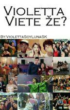 Violetta - Viete Že? by ViolettaSoyLunaSK