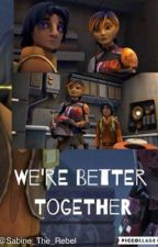 We're Better Together (Discontinued) by LiveLifeHappy04