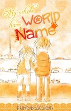 |K-project| My whole world have name  by KurObssesion