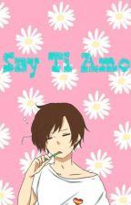 Say Ti Amo  Romano x reader by FairyTailLove77