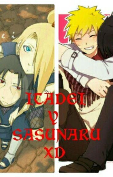 Itadei Y Sasunaru XD